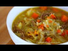 cabbage soup, cabbag soup