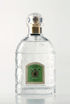 Guerlain Eau de Cologne Imperial - there is nothing in the whole entire world that smells better than this. Heaven.