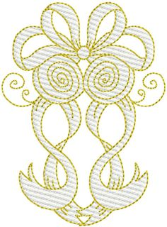 Free Embroidery Design: All That Glitters Christmas - I Sew Free