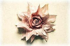 Tutorial - Handmade Flower