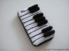 Funda movil piano