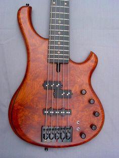 Amboyna 5 by Ristola Instruments!