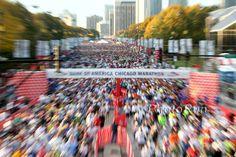 Chicago marathon 2011