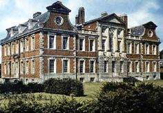 """Raynham Hall in Norfolk, England, is most famous for the ghost of """"the Brown Lady,"""" which was captured on film in 1936 in what is considered one of the most authentic ghost pictures ever taken."""