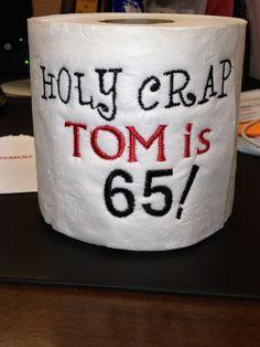 Gotta make for my Pop's 50th Birthday party!!!