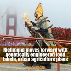 Richmond Moves Forward With GE Food Labels, Urban Agriculture Plans. More Here: http://www.contracostatimes.com/west-county-times/ci_24463479/richmond-moves-forward-gmo-labeling-urban-agriculture-plans