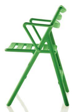 Folding Air Chair Wi