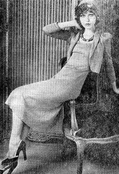 1974 Biba Dress