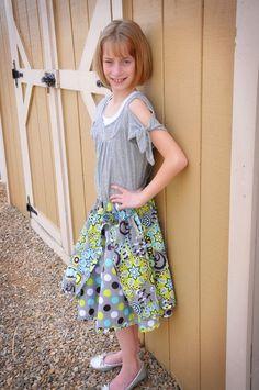 tier skirt