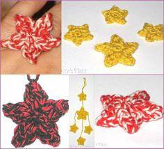 Natas Nest: Stars, stars, stars!!! - Free Pattern