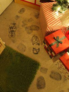 Fun Ways to Prove Santa Is Real | Santa Evidence