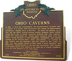Ohio Caverns | America's Most Colorful Caverns