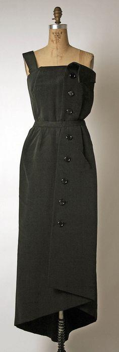 christians, evening dresses, dior french, christian dior, metropolitan museum, hous, black dress, evenings