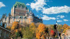 Chateau Frontenac,Quebec,Canada  Castele si palate pline de istorie (partea 1) - galerie foto.  Vezi mai multe poze pe www.ghiduri-turistice.info  Sursa : http://www.the-family-traveler.com/fairmont-hotels-helps-kids-eat-healthy-when-traveling/