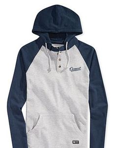 Be an all-star in this Element All Time Fleece Hoodie for $39.99, plus get 4 SB for every dollar spent (more that 4%) on all your back to school fashion at Macy's