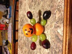Healthy Halloween treat for school party!