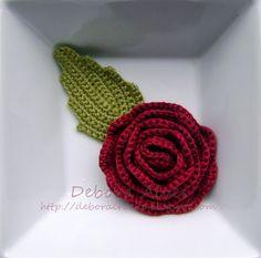Crochet Rosa - Suntaree Ja-inta - Picasa Web Albums
