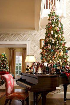 elegant Holiday decor.