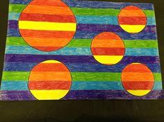 art stuff, homeschool art, art project, art idea, art elementsprincipl, elementari art, teach art
