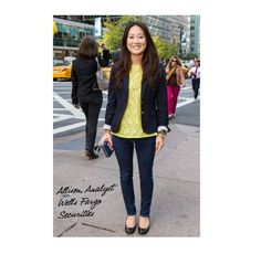 Professionelle: Street Style with Timeout NYC