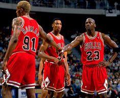 90s Bulls...the good ole days...