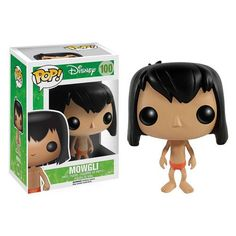 Mowgli - Jungle Book - Funko Pop! Vinyl Figure