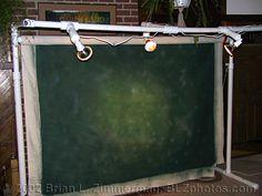 DIY Backdrop Stand at home photo studio, studio light, diy backdrop, diy camera stand, cheap backdrops, photographi backdrop, backdrop stand, photo backdrops, photography backdrops
