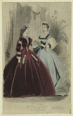 December, 1863 - Peterson's Magazine