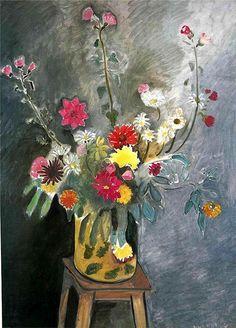 mix flower, 19161917 henri, bouquets, inspir, paint, henri matisse, artist, flowers, matiss 1916