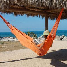 orang, hammock