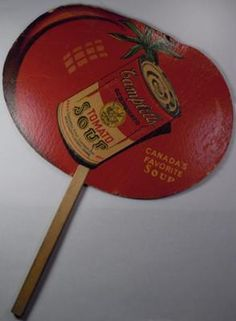 Campbell's Soup Can Fan