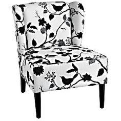Annie Chair - Black Bird from Pier 1