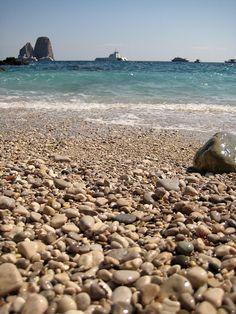 rocky beaches in Italy <3