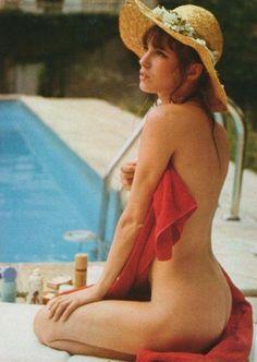 Jane Birkin #DestinationSummer #SkinnyDipping