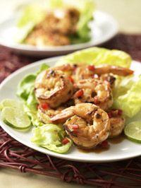 Lime-Marinated Shrimp Salad - Healthy Recipe Finder | Prevention