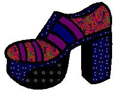 Free Quilt Blocks - Shoe Blocks - Index to free Shoe Quilt Block Patterns