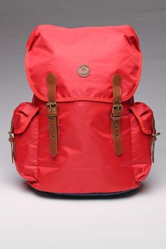Ruck Sack Red / by Amongst Friends