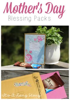 Mother's Day Cards & Blessing Packs #mothersday #yearofcelebrations