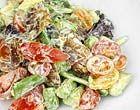 Bacon, Lettuce, Tomato & Avocado Salad