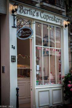 Bertie's Cupcakery ~ Paris