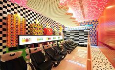 Style Club Salon in Dublin, Ireland- designed by Douglas Wallace Architects