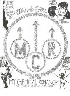~My Chemical Romance <3