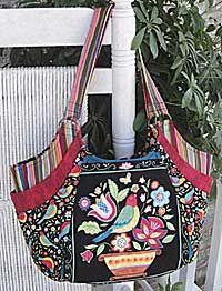 The Quattro Bag Pattern *