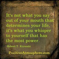 remember this, whisper, yoga quotes, mouth, wisdom, thought, inspir, true stories, robert kiyosaki
