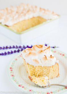 Tres Leches Cake | mommyhoodsdiary.com