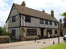 Oliver Cromwell's House - Wikipedia, the free encyclopedia