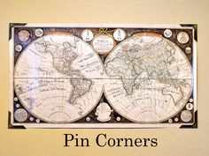 Pin Corners - A New Way to Decorate Your Space by Brent Nine — Kickstarter