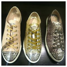 Miu Miu sneakers. #EmpireGirls #Inspiration