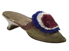 Mule révolutionnaire  à cocarde tricolore