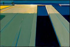 Raimonds Staprans, The Long Shadow in the Afternoon